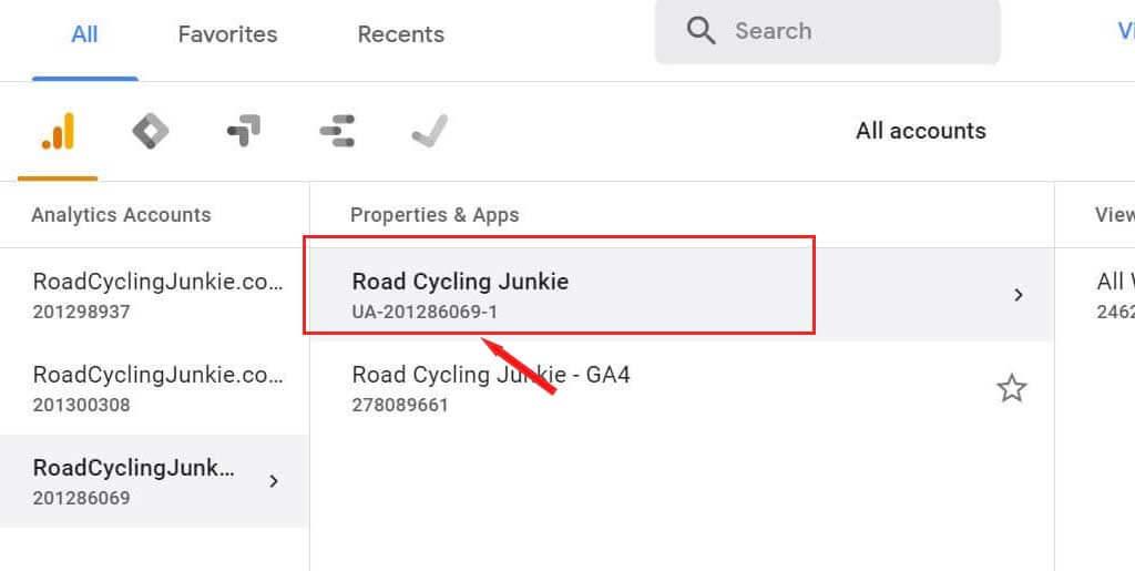 google-analytics-G3-tracking-ID